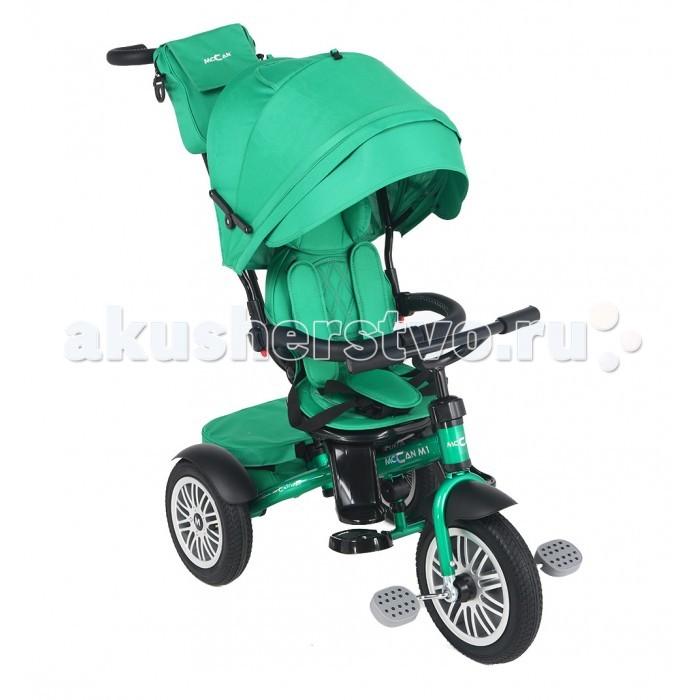 Детский транспорт , Трехколесные велосипеды McCan M-1 арт: 535906 -  Трехколесные велосипеды