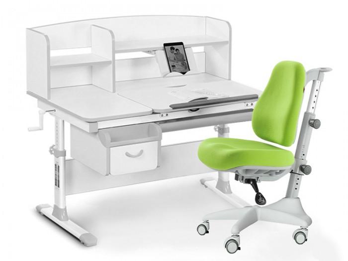 Mealux Комплект парта и кресло EVO-50 Y-528 (столешница белая)
