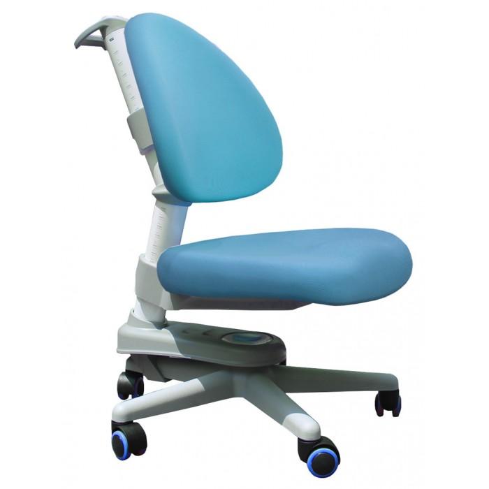 Mealux Кресло EVO Ergotech Y-808Кресло EVO Ergotech Y-808Mealux Кресло EVO Ergotech Y-808 для подрастающего малыша и школьника.   Особенности: Независимые регулировки спинки и сидения позволят точно и правильно настроить кресло под вашего ребенка, а при максимальной высоте 69 см, даже самых маленьких можно посадть за большие столы. Спинка ортопедической формы поддерживает осанку ребенка повторяя изгиб позвоночника. Большая ручка благодаря которой легко менять глубину кресла. Основа устойчива к опрокидыванию и не имеет вращения(это обязательно для детских кресел), а  максимальная нагрузка составляет до 100 кг. Колесики прорезинены, с механизмом автостоп, при нагрузке более 20 кг. Ручка благодаря которой можно удобно перемещать кресло по комнате, или правильно усадить вашего ребенка за стол.<br>