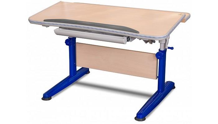 Детская мебель , Столы и стулья Mealux Парта Sydney (столешница клен) арт: 441539 -  Столы и стулья
