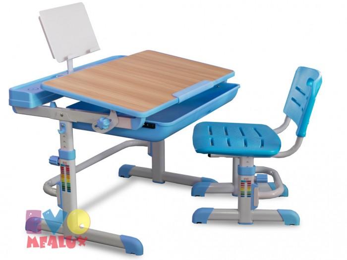Детская мебель , Столы и стулья Mealux Комплект мебели столик и стульчик EVO-04 арт: 288055 -  Столы и стулья
