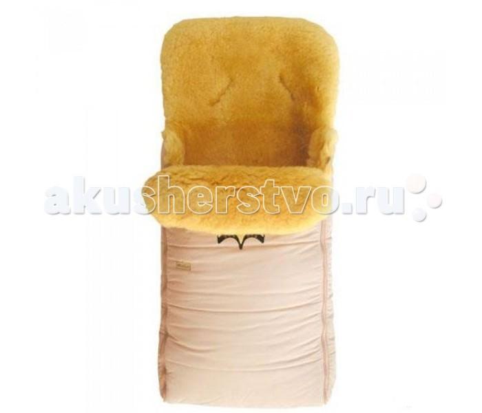 Зимний конверт Medisa из шкурки ягненка на двух молнияхиз шкурки ягненка на двух молнияхКонверт-трансформер Medisa на двух молниях   Верхняя часть отстегивается, обе части можно использовать отдельно как вкладыши в коляску или коврики.   Размер конверта: длина 92 см, ширина 47 см (в плоском виде). Выделка шкурки произведена экологически чистым способом (без использования вредных химикатов), покрытие из микрофибры. Конверты подходят ко всем типам стандартных детских колясок - как к коляскам для новорожденного с люлькой, так и к прогулочным. В прогулочной коляске совмещается с 5-точечными ремнями безопасности. Предназначены для детей с рождения.   С меховым конвертом Medisa три зимы ребенок проведет в полном комфорте, а родителям не придется волноваться о том, как одеть ребенка зимой - это 100% страховка от всех капризов погоды.   Уникальные терапевтические свойства меха ягненка австралийского мериноса делают конверт одним из самых полезных предметов в уходе за ребенком круглый год. Благодаря необходимой плотности, упругости меха и длине ворса (подстригается до 2-3 см) обеспечивается циркуляция воздуха и поддерживается естественный термобаланс тела.   Шкурка ягненка способствует более быстрому развитию малыша, он не теряет тепло и всегда остается сухим. Благодаря теплу, поступающему от шкурки, у ребенка улучшается кровообращение, способствующее отхождению газов, а благодаря природному содержанию ланолина шкурки идеально подходят детям, страдающим аллергиями и опрелостями. Научные исследования показывают, что новорожденные, которые находятся на шкурках ягненка быстрее набирают вес и чувствуют себя спокойнее.   Конверт обладает эффектом шумопоглощения, противоударными свойствами, смягчает сотрясения при движении детской коляски. Изделия из шкурки ягненка MEDISA можно стирать с использованием специальных средств для стирки шерсти. Шкурка MEDISA имеет европейский сертификат безопасности TUV, подтверждающий, в частности, ее нейтральный pH (кислотно-щелочной баланс). Диплом