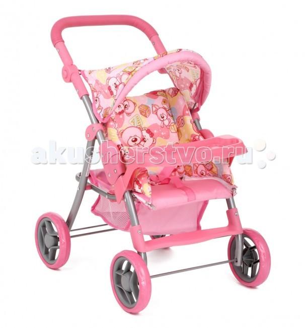 Коляска для куклы Melobo (Melogo) прогулочная со столиком 9337Е-Тпрогулочная со столиком 9337Е-ТСтильная прогулочная коляска для кукол со съемным столиком.  Характеристики:  • подвесная корзина; • 3-х точечные ремни безопасности; • 4 колеса; • регулируемая ручка; • максимальная высота до ручки 72 см.<br>