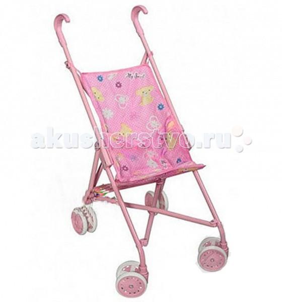 Коляски для кукол Melobo (Melogo) с поворотными колёсами 9302W коляски для кукол mami 16424
