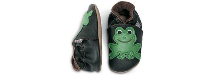 Обувь и пинетки Melton Пинетки с лягушкой 4033 носочки пинетки