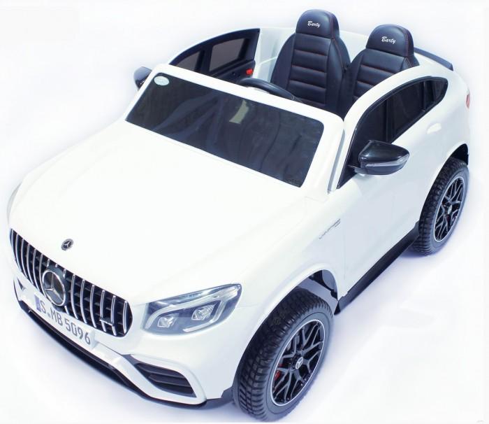 Электромобили Mercedes AMG GLC 63 S Coupe