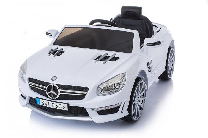 Электромобиль Mercedes SL63