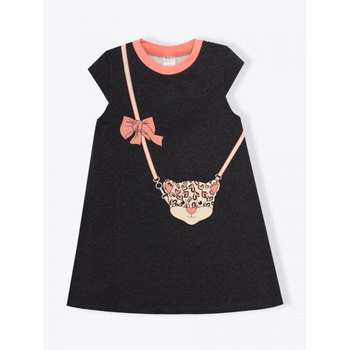 КотМарКот Платье для девочки Wild cat 2400628