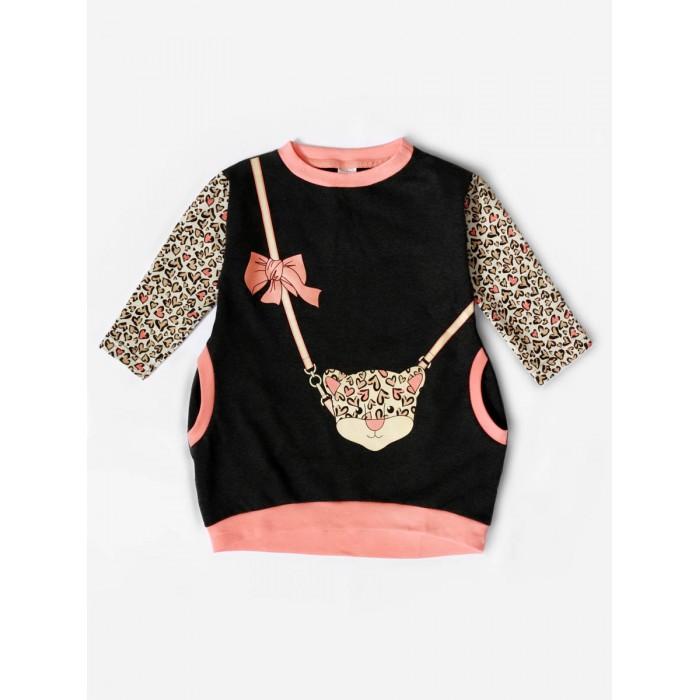 КотМарКот Платье для девочки Wild cat 2460628
