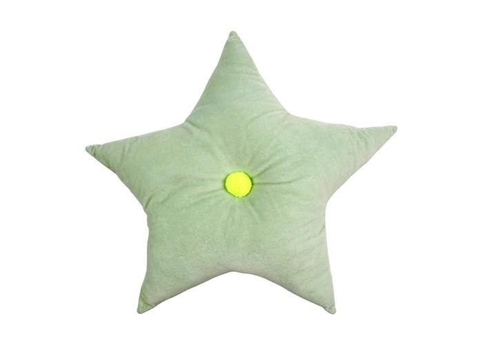 Подушки для малыша MeriMeri Подушка декоративная из вельвета Звезда декоративная подушка томдом подушка джойси