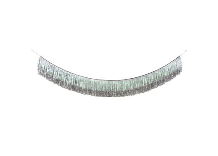 Товары для праздника MeriMeri Резная гирлянда с бахромой металлик 1.8 м гирлянда мишура 6 м cl40 26801
