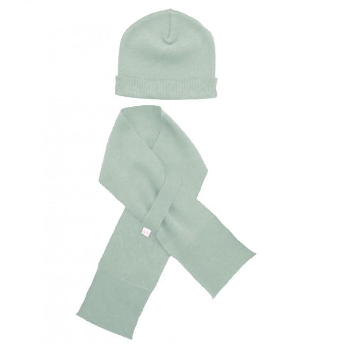 Детская одежда , Шапочки и чепчики Merino Kids Комплект Шапочка и Шарфик арт: 424509 -  Шапочки и чепчики