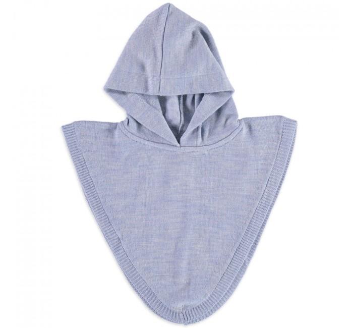 Детская одежда , Варежки, перчатки и шарфы Merino Kids Топ-Манишка с капюшоном арт: 424524 -  Варежки, перчатки и шарфы