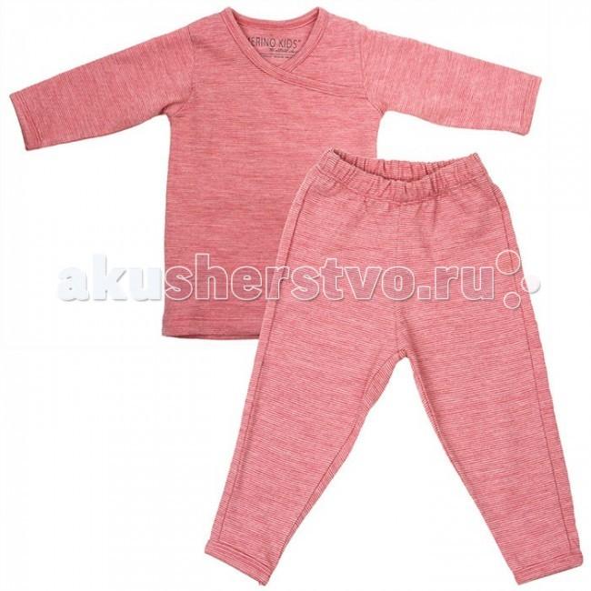 Пижамы и ночные сорочки Merino Kids Пижама из шерсти мериноса прожектор dl ns25 р'рµр с‹р с…рѕр рѕрґрѕс‹р maysun