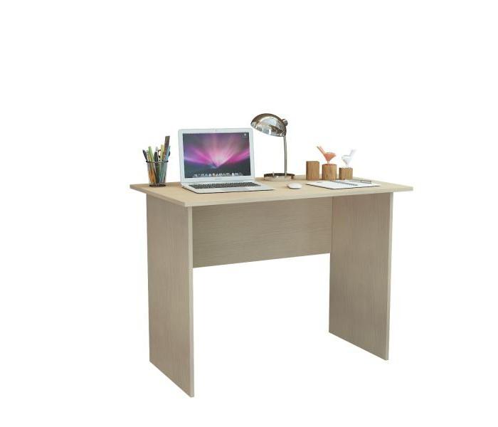 Детские столы и стулья MF Master Стол письменный Милан-106