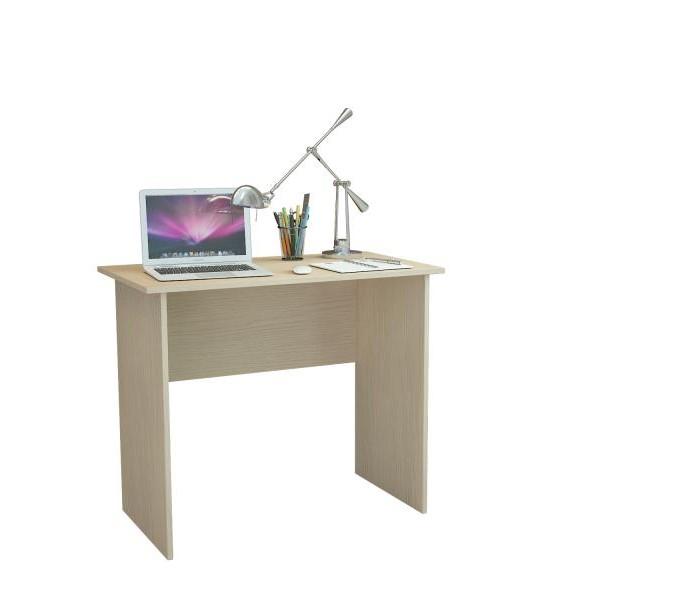 Детские столы и стулья MF Master Стол письменный Милан-85 компьютерные столы 80 на 60 см