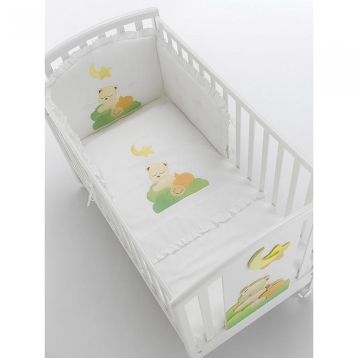 Картинка для Комплект в кроватку MIBB Babi (4 предмета)