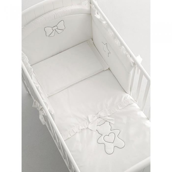 Комплект в кроватку MIBB Lumiere (4 предмета)