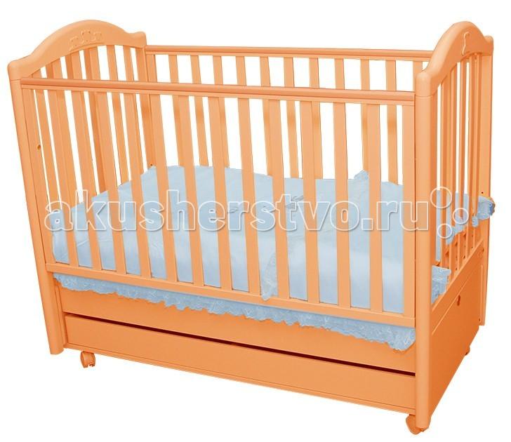 Детские кроватки MIBB Tender продольный маятник детские кроватки mibb amiciorsi