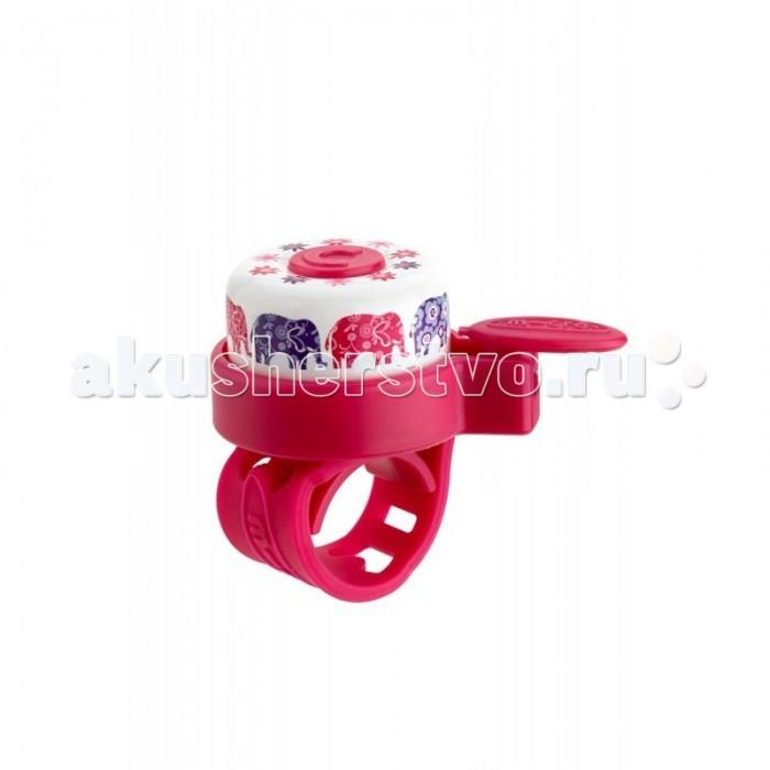 Аксессуары для велосипедов и самокатов Micro Звонок для самокатов и беговелов Bell аксессуары для велосипедов и самокатов micro гудок для самоката mini и maxi honker
