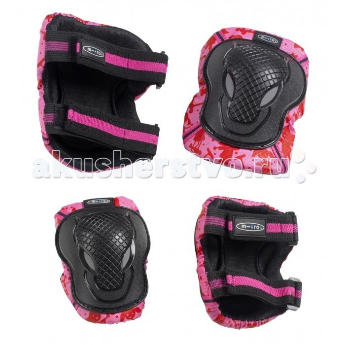 Детский транспорт , Шлемы и защита Micro Комплект защиты арт: 37372 -  Шлемы и защита