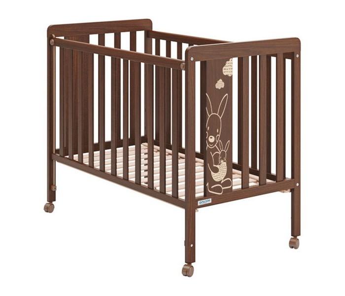 Детские кроватки Micuna Kangaroo 120х60 + матрас полиуретановый СН-620