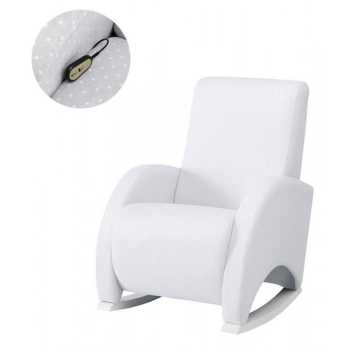 Картинка для Кресло для мамы Micuna качалка Wing/Confort Relax искусственная кожа