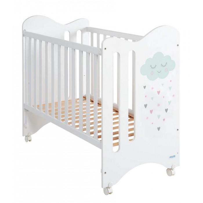 Детские кроватки Micuna Lili 120х60 доска пеленальная поворотная micuna cp 1199 plus 2 white beige bears