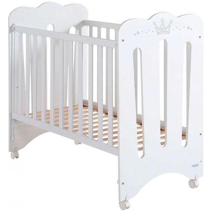 Детская кроватка Micuna Meghan 120х60 с матрацем CH-620
