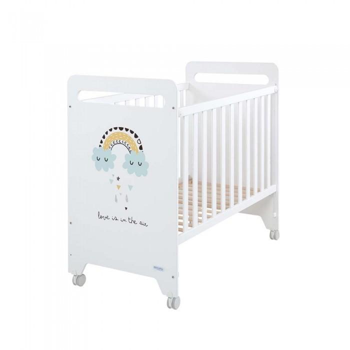 Детские кроватки Micuna Nino 120x60 детские кроватки micuna bunny plus 120x60