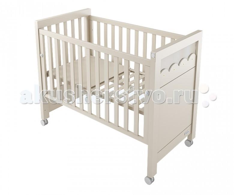 Фото Детские кроватки Micuna Amelia Aran Luxe со светодиодной подсветкой 120х60