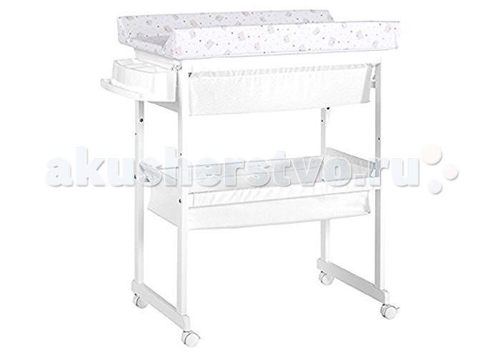 Детская мебель , Пеленальные столики Micuna B-1158 Plus с ванночкой арт: 15938 -  Пеленальные столики