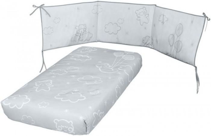 Купить Комплекты в кроватку, Комплект в кроватку Micuna Бортики и покрывало Dolce Luce 120х60