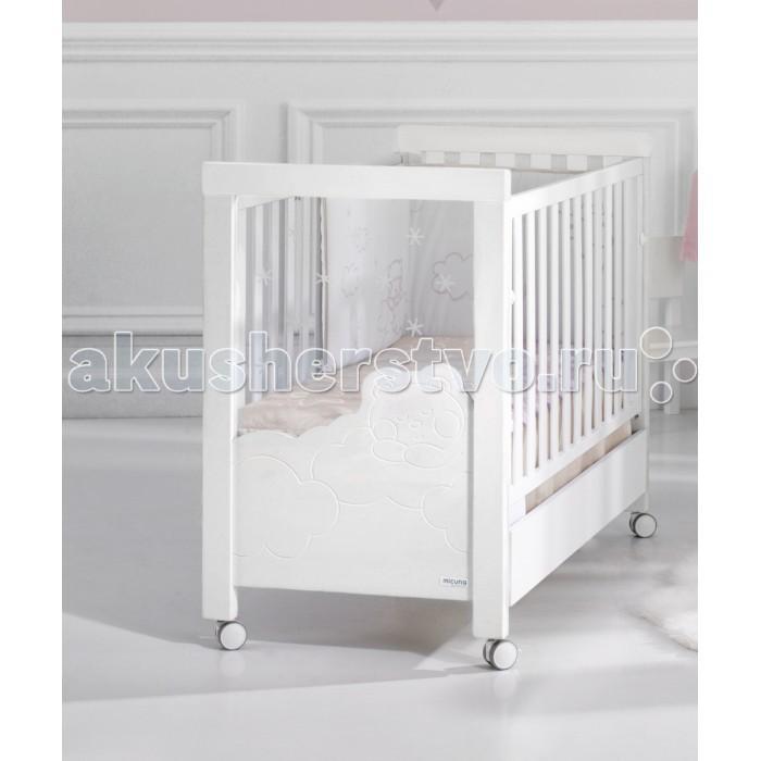Картинка для Детская кроватка Micuna Dolce Luce Relax Plus 120х60 с подсветкой
