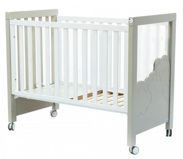 Фото 2 - Детская кроватка Micuna Dolce Luce Relax Plus 120х60 с подсветкой