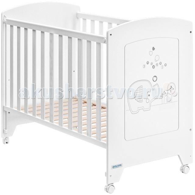 Детская кроватка Micuna Elephant 120х60