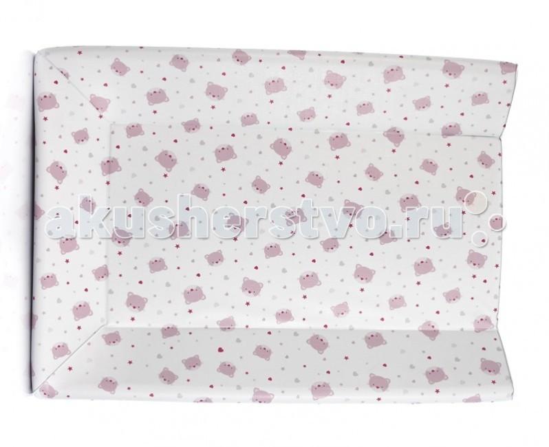 Накладки для пеленания Micuna Накладка для пеленания PL-1349 накладки для пеленания kipkep пеленальный коврик napper 63x35