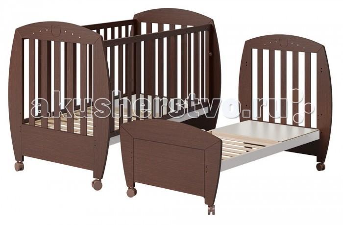 Детские кроватки Micuna Valeria Big Relax 140х70 кроватка micuna valeria relax chocolate