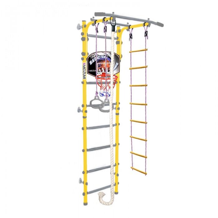 Купить Шведские стенки, Midzumi Шведская стенка Niji Kabe Basketball Shield c матом №4