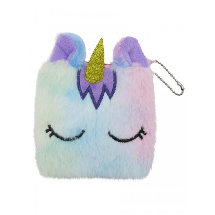 Сумки для детей Mihi Mihi Монетница Единорог Warm Dreams 2