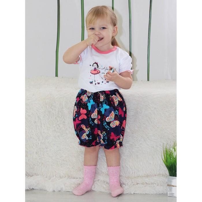 Купить Комплекты детской одежды, Milimbi Комплект для девочки Бабочки 01-10.1-140.5-158