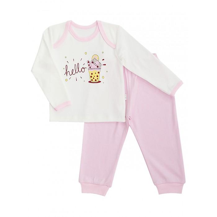 Купить Домашняя одежда, Milimbi Пижама для девочки Кис-коктейль 01-100.3-138-1
