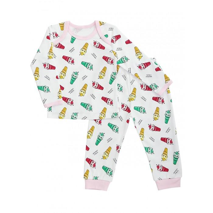 Купить Домашняя одежда, Milimbi Пижама для девочки Кис-коктейль 01-100.3-138