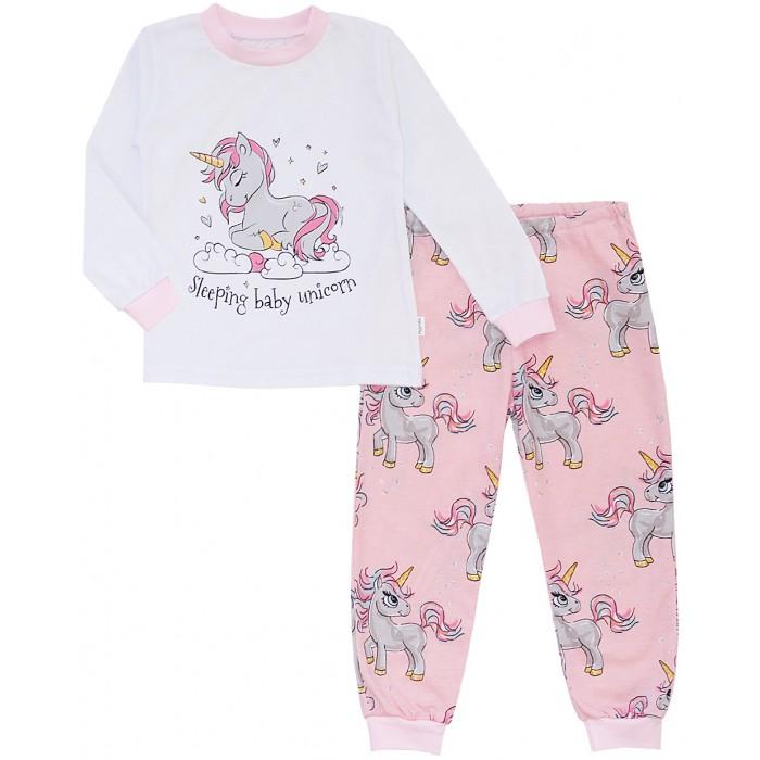 Купить Домашняя одежда, Milimbi Пижама для девочки ПЖ-01-01-01
