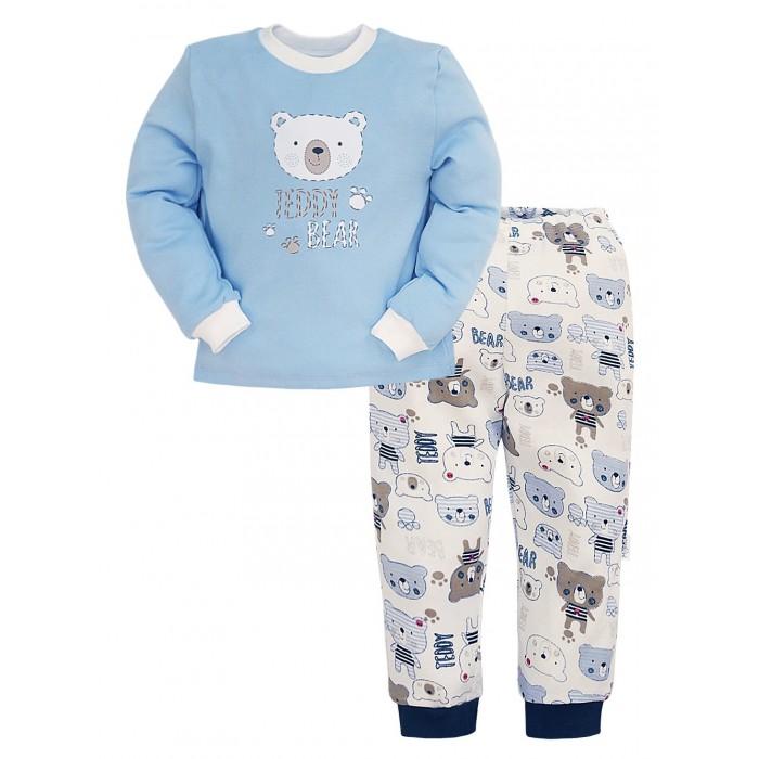 Milimbi Пижама для мальчика Малыш тедди фото