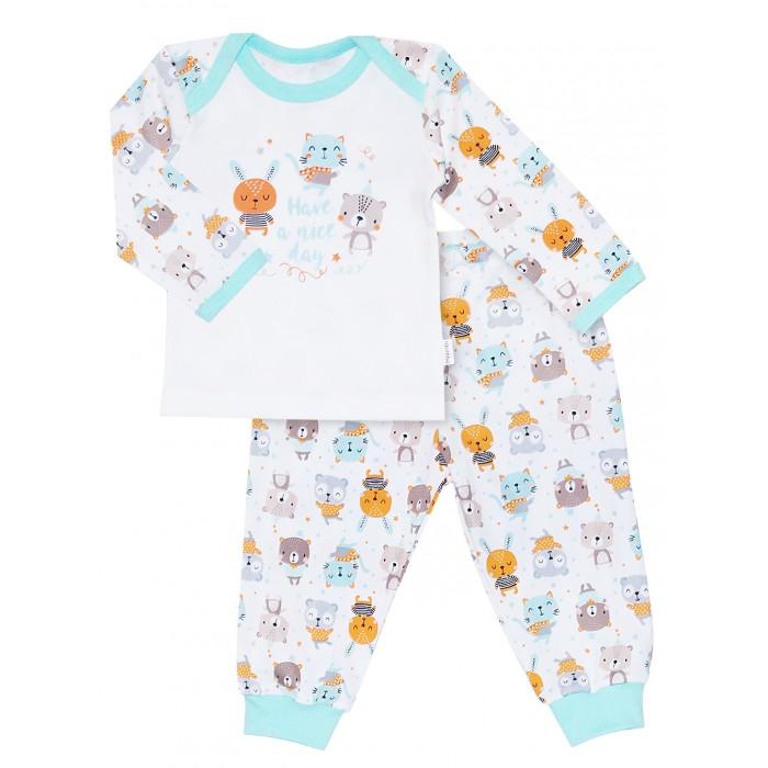 Домашняя одежда Milimbi Пижама Зверюшки