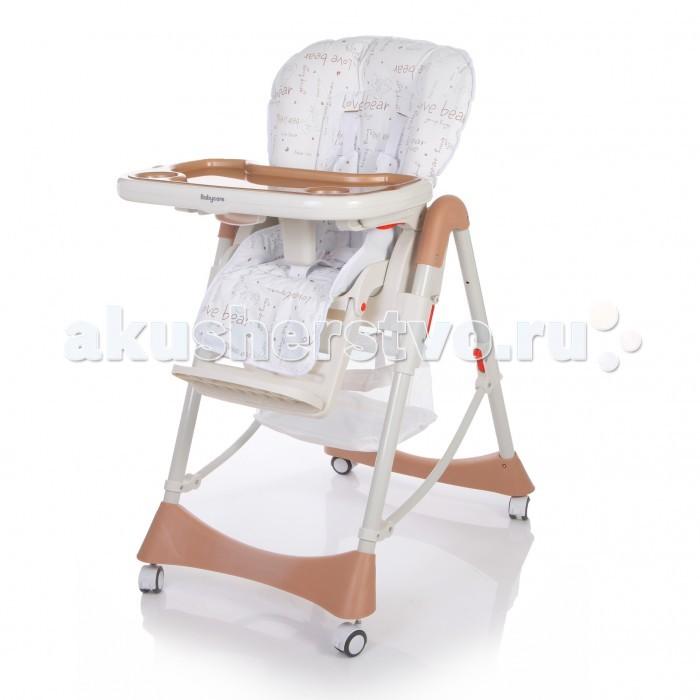 Стульчик для кормления Mille DreamDreamСтульчик для кормления Mille Dream BCH668B - удобный стульчик для кормления малышей, начиная уже с 6 месяцев. Стульчик прослужит вам долго. Он имеет все необходимые функции: наклон спинки, регулировка по высоте, обеспечение безопасности за счёт ремней, компактность сложения. А такие дополнения как корзина для игрушек и мелочей, съёмная столешница, регулируемая подножка добавляют практичность стульчику.   Особенности:  Регулируемая подножка.  Регулируемая спинка - 3 положения.  Регулируемое по высоте сиденье - 6 положений.  Двойной съемный столик.  Пятиточечные ремни безопасности.  Легкое использование и компактное сложение.  Колеса софт с тормозом.  Полностью съемный чехол.  Сетка для игрушек и мелочей.<br>