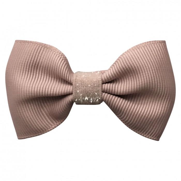 Milledeux Заколка-зажим Bowtie Bow маленькая Coloured Glitter
