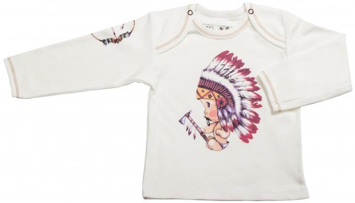 Джемперы, свитера, пуловеры Милуша Джемпер для мальчика Маленький Пираха пуловеры