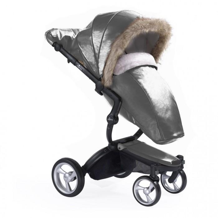 Комплекты в коляску Mima Зимний комплект Winter Outfit прогулочные коляски gesslein f4 air накидка на ножки